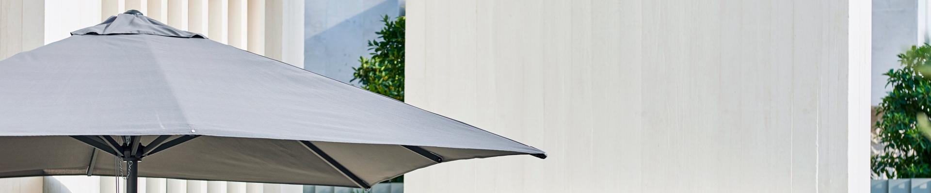 Cane-line parasols