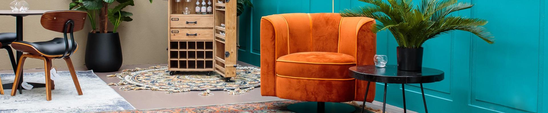 Dutchbone fauteuils