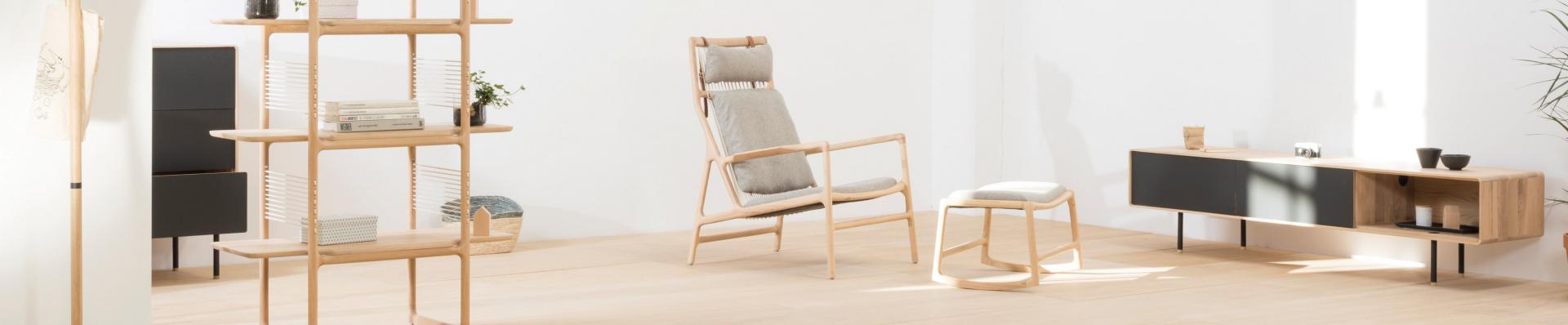 Gazzda stoelen