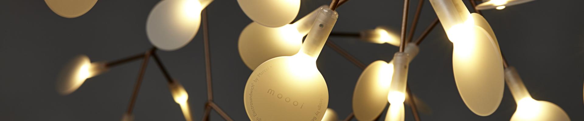 Moooi hanglampen