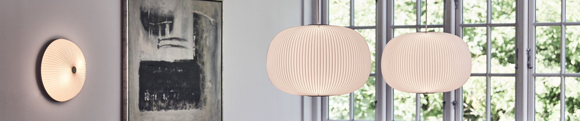 LE KLINT wandlampen