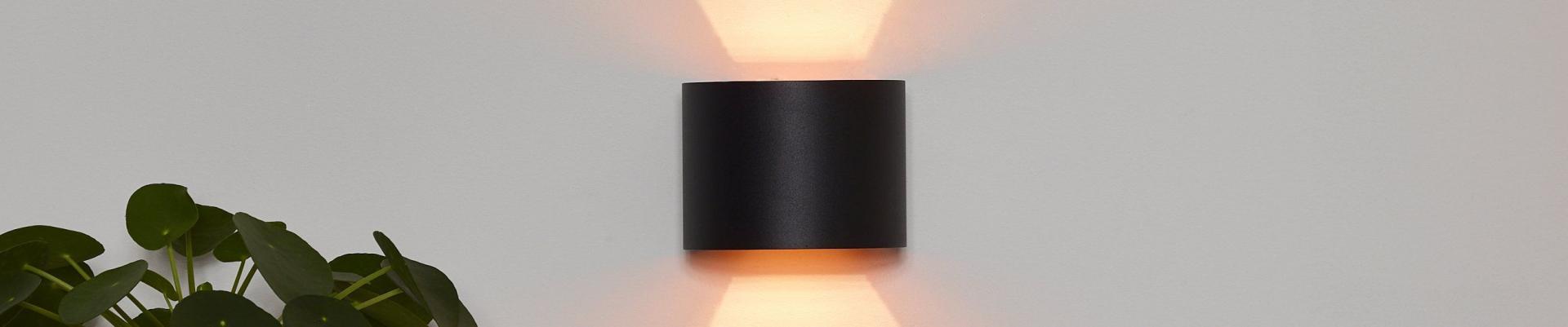 Lucide wandlampen