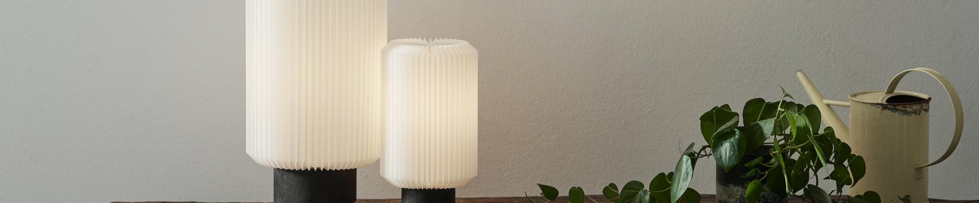 LE KLINT tafellampen
