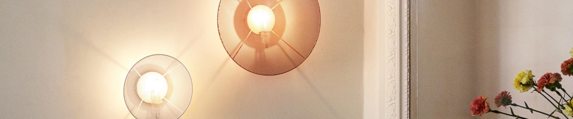 Petite Friture wandlampen