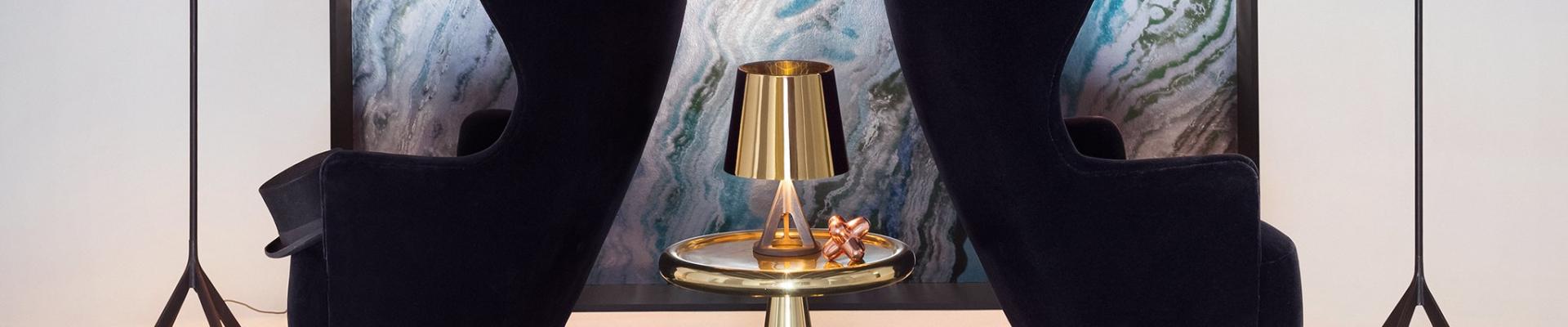 Tom Dixon tafellampen