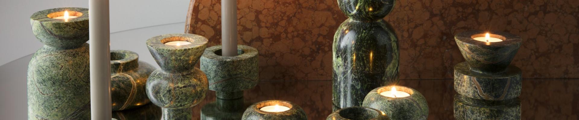 Tom Dixon Rock Marble