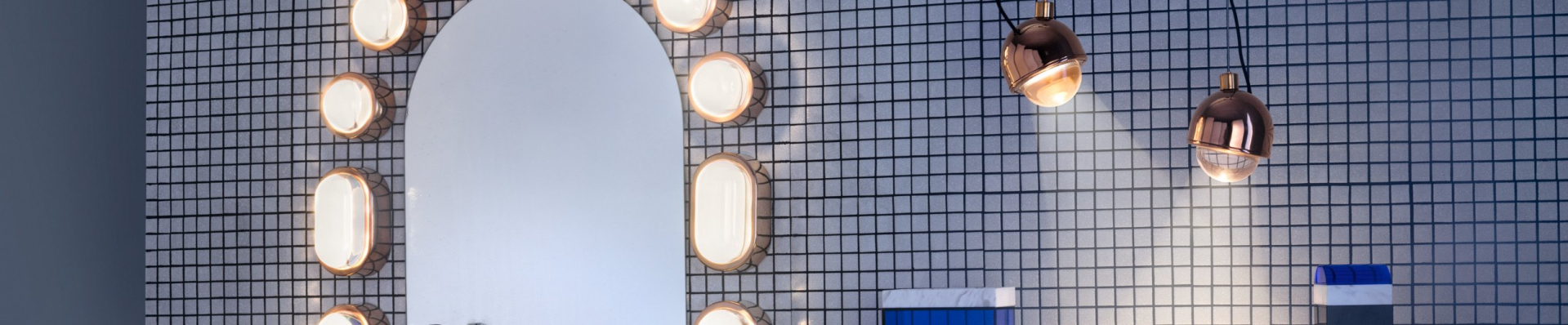 Tom Dixon badkamerlampen