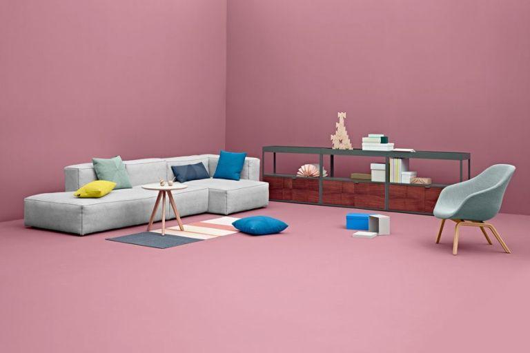 Zó bepaal je kleur, structuur en vorm in je interieur