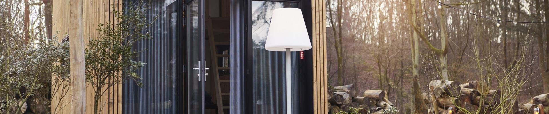 Buitenvloerlampen