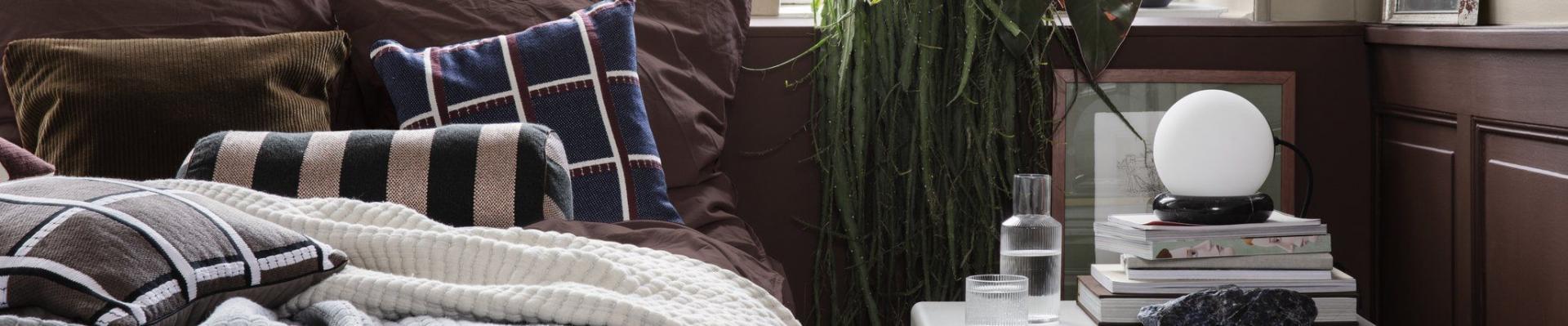 Ferm Living slaapkamer