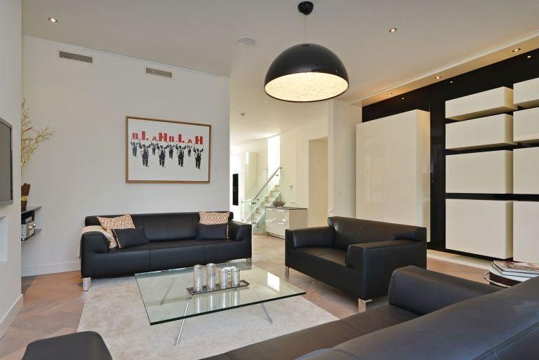 Binnenkijken: Amsterdams design appartement