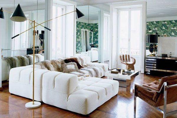 Grote ruimte, grote uitdaging: tips & tricks voor een stijlvolle woonkamer